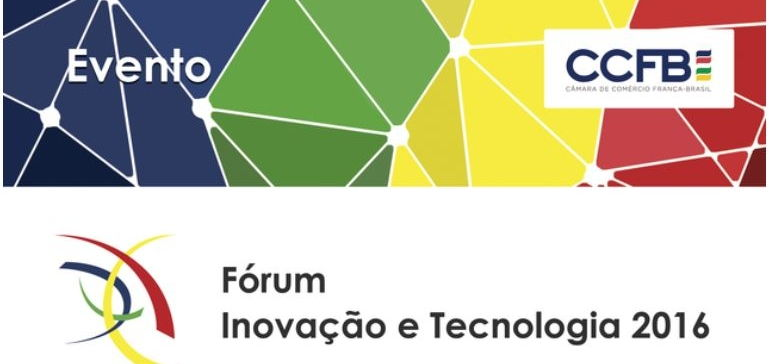 VIII Fórum de Inovação e Tecnologia CCFB