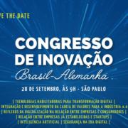 Congresso de Inovação Brasil-Alemanha