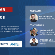 Webinar GAC Brasil e ANPEI 09/07, 14h. Tema: Inovar Mais e Melhor!