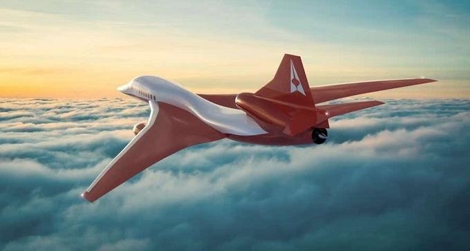 De São Paulo até Paris em duas horas: conheça o novo avião supersônico