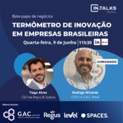 'Termômetro de Inovação em Empresas Brasileiras'